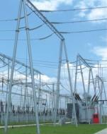 2200kV变电站架构